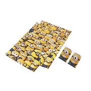 Despicable Me 2 Sheets, Gift Wrap a...