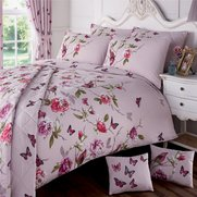 Secret Garden Pair of Pillow Shams
