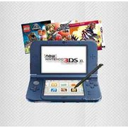3DS: Metallic Blue & Pokemon Omega ...