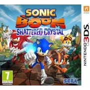 3DS: Sonic Boom Shattered Crystal