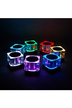 Olixar Light Cube Bluetooth Speaker