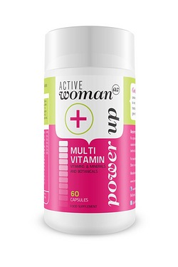 Active Woman Multivitamin - 60 Caps...