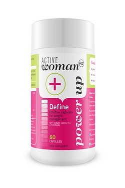 Active Woman Define - 60 Capsules