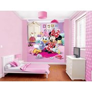 Walltastic: Disney Minnie Mouse 8 P...