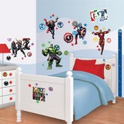 Walltastic: Avengers Assemble Room ...