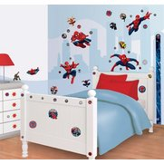 Walltastic: Ultimate Spiderman Room...