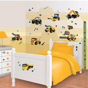Walltastic: My First JCB Room Decor...