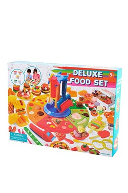 Deluxe Dough Food Set