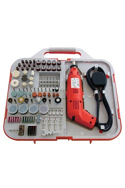 162-Piece Mini Drill & Bit Set