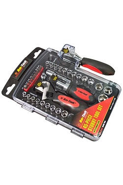 45-Piece Stubby Tool Set