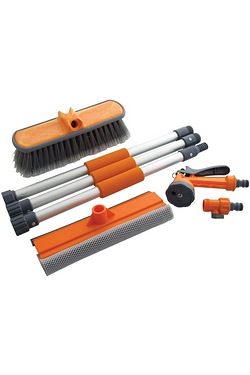 7-Piece Car Washing and Cleaning Set