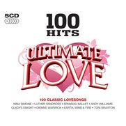 100 Hits - Ultimate Love - 5x CD Bo...