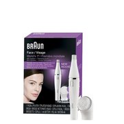 Braun Face Facial Epilator And Clea...