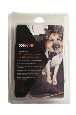 RAC Harness Advanced