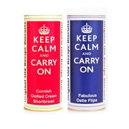 St. Kew 'Keep Calm & Carry On'-Twin...