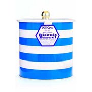 St. Kew Blue Biscuit Barrel
