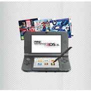 3DS: Metallic Black & Pokemon Alpha...