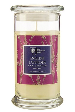 Royal Horticultural Society English Lavender Extra Large Jar Candle