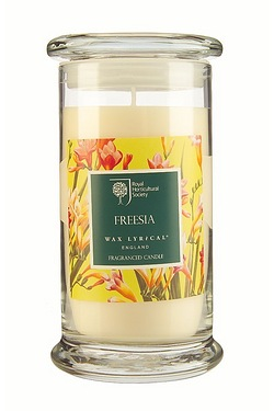 Royal Horticultural Society Freesia Extra Large Jar Candle