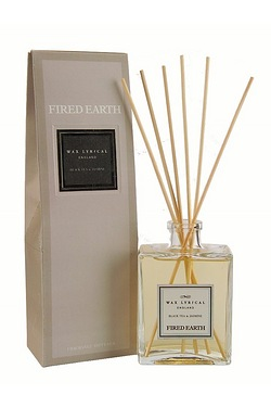 Fired Earth Black Tea And Jasmine Reed Diffuser - 200ml