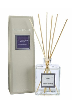 Fired Earth Chamomile And Violet Reed Diffuser - 200ml