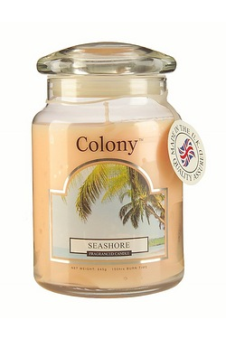 Colony Jar Candle - Seashore - 150h...