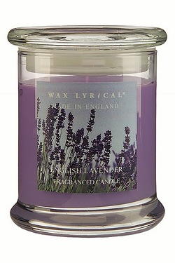 Made In England Jar Candle - English Lavender - 65hr Burn