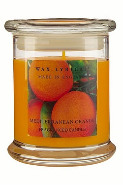 Made In England Jar Candle - Mediterranean Orange - 65hr Burn
