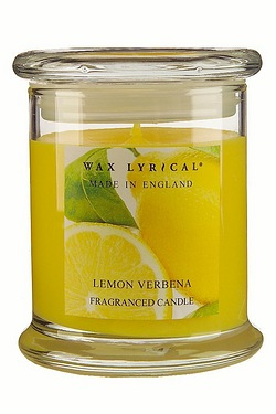 Made In England Jar Candle - Lemon Verbena - 65hr Burn