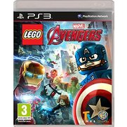 PS3: LEGO Marvel Avengers