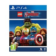 PS4: LEGO Marvel Avengers