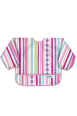 Hippychick Bumkin Sleeved Bib - Ribbon