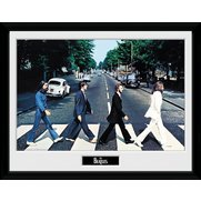 The Beatles Abbey Road -  Framed Photo