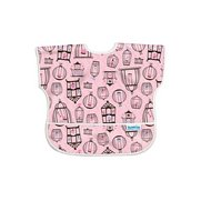 Hippychick Junior Bib - Pink Bird C...