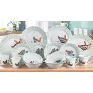 Price & Kensington 16-Piece Dinner Set