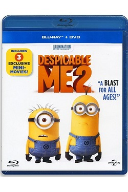 Despicable Me 2 - Blu-ray