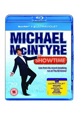 Michael McIntyre: Showtime - Blu-ray