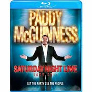 Paddy McGuinness Live - Blu-ray