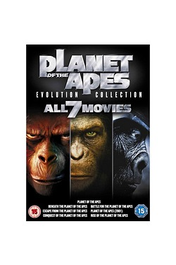 Planet of the Apes: Evolution Colle...