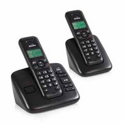 Binatone Twin Dect Phone With Answe...