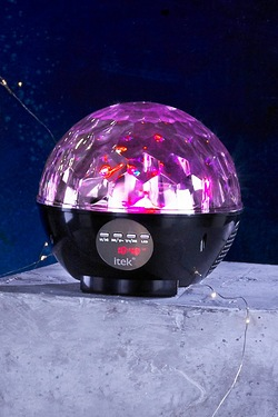 itek I58031 Disco Speaker Ball
