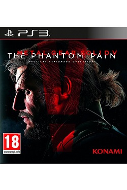 PS3: Metal Gear Solid V: The Phanto...