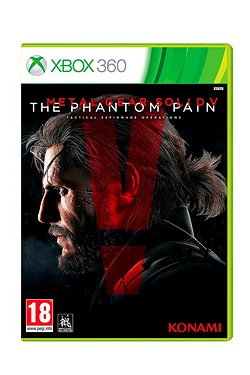 Xbox 360 Metal Gear Solid V: The Ph...