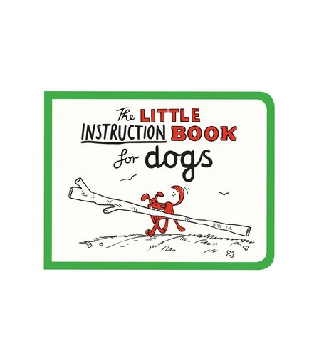 Image for The Little Instruction Book For Dogs from ace