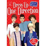 Dress-Up One Direction Sticker Book