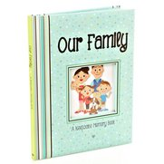 Our Family -  A Keepsake Memory Book