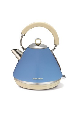 Morphy Richards Retro Accents Traditional Kettle