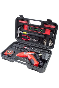 Am-Tech 39-Piece Assorted Tool Kit