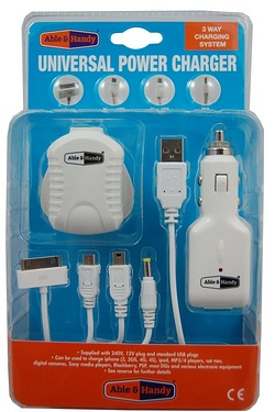 Able and Handy Universal Power Charger