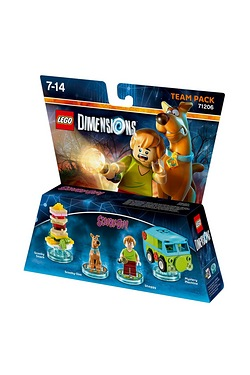 LEGO Dimensions Team Pack - Scooby-...